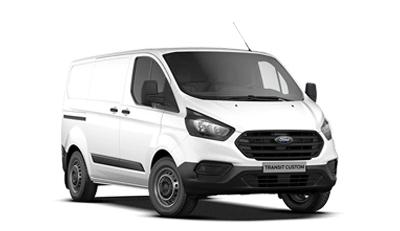 Robinsons Hire Drive Medium Van