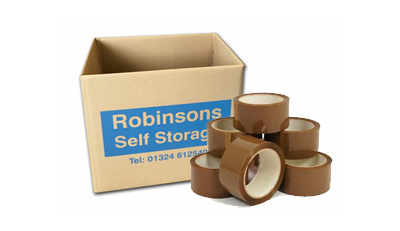 Robinsons Hire Drive Packaging Materials