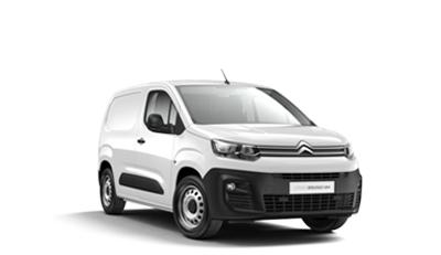 Robinsons Hire Drive Small Van