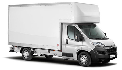 Robinsons Hire Drive Luton Van